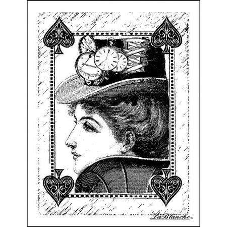 LaBlanche LaBlanche Stempel: Queen of Spades
