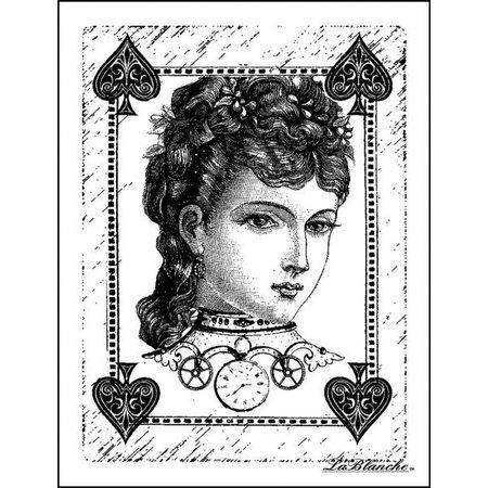 LaBlanche LaBlanche Stempel: dulce cara de póker