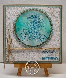 Joy!Crafts Sello: Bajo el mar y el verano lovin