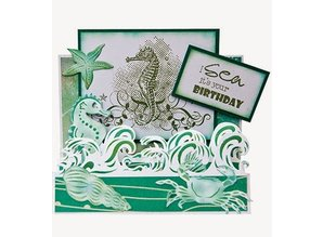 Joy!Crafts Stamps: Under the sea & summer Lovin