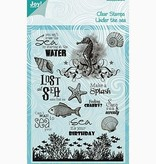 Joy!Crafts Stempel: Under havet & sommer lovin