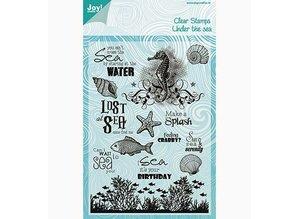 Joy!Crafts Stempel: Under havet & sommer lovin