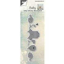 Cutting dies: Cutting, Embossing & Debossing, theme baby
