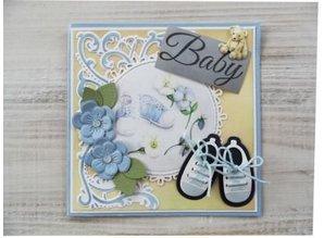 "Marianne Design Transparent stamp: ""Baby"""