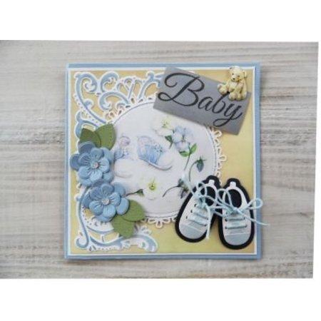 "Marianne Design Transparent Stempel: ""Baby"""