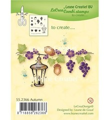 Leane Creatief - Lea'bilities Transparent stamp: Autom