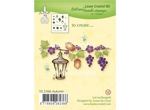 Leane Creatief - Lea'bilities Transparent stamp: Autom