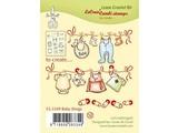 Leane Creatief - Lea'bilities sello transparente: Bebé
