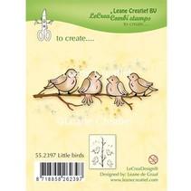 Transparent stamp: Little Birds