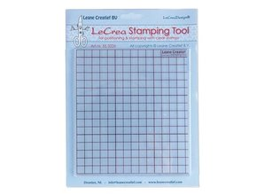 Leane Creatief - Lea'bilities Stamping tool for transparent stamps