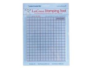 Leane Creatief - Lea'bilities Stempling værktøj til gennemsigtige frimærker