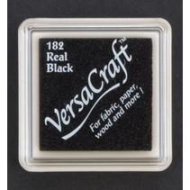 Stempelkussen, 33 x 33mm, Black