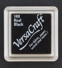 FARBE / STEMPELINK cojín de tinta, 33 x 33 mm, Negro