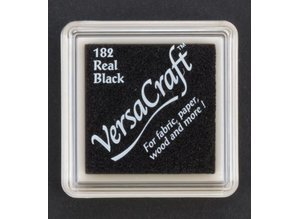 FARBE / STEMPELINK Stamp pad, 33 x 33mm, black