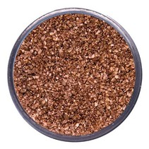 Embossingspulver, colores metálicos, cobre
