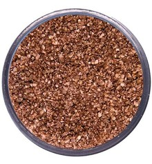 FARBE / STEMPELINK Embossingspulver, metallic farver, kobber