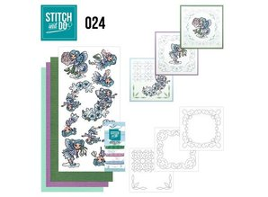 "BASTELSETS / CRAFT KITS: a ricamare set di mappe ""a pagamento"""