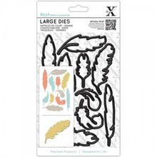 X-Cut / Docrafts Stamping templates: 11 springs