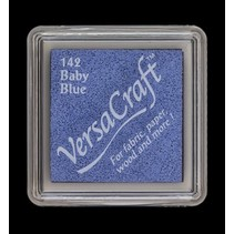 Stamp pad, 33 x 33mm, baby blue