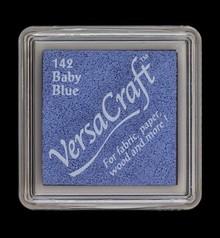 FARBE / STEMPELINK Stempelpude, 33 x 33 mm, Baby Blå