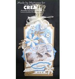 Crealies und CraftEmotions Troqueles de corte: 3 mini-Bordes