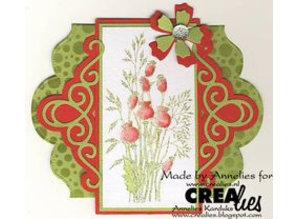Crealies und CraftEmotions Troqueles de corte: Frontera