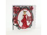 TONIC timbre en caoutchouc SET: Ladies Elegance
