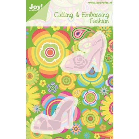 Joy!Crafts Stanzschablone: 2 Schuhe, nur noch 1 vorrätig