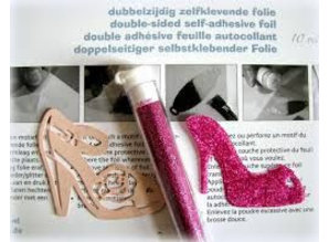 Joy!Crafts Stanzschablone: ​​2 shoes, only 1 in stock