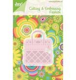 Joy!Crafts Stanzschablone: Handtasche, nur noch 1 vorrätig