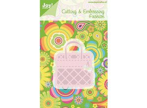 Joy!Crafts plantilla de perforación: bolso, a sólo 1 en stock