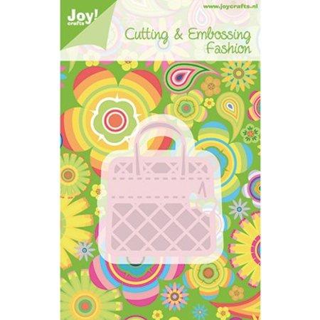 Joy!Crafts plantilla de perforación: bolso, a sólo 1 en stock