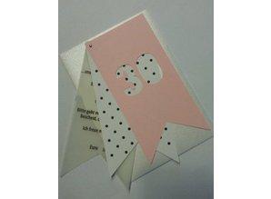 KARTEN und Zubehör / Cards Invitation kort, Craft