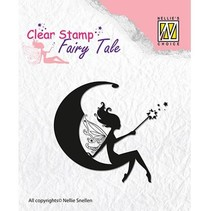 Transparent stamp: Fairy Tale