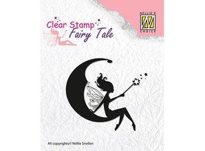 Nellie snellen Gennemsigtig Stempel: Fairy Tale