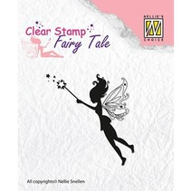 Transparant Stempel: Fairy Tale
