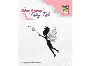 Nellie snellen Transparent stamp: Fairy Tale