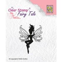 Transparent Stempel: Fairy Tale