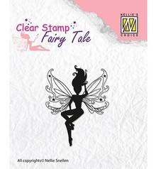Nellie snellen Transparent stamp: Fairy Tale