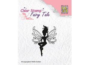 Nellie snellen Transparent Stempel: Fairy Tale