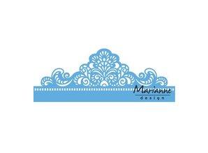 Marianne Design Stansning skabelon: Klassisk grænse