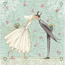 Nuevos servilletas de papel: 5 boda