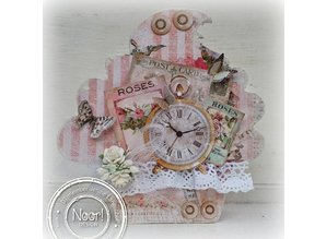 BASTELSETS / CRAFT KITS: SET: Magdalena elegante lamentable