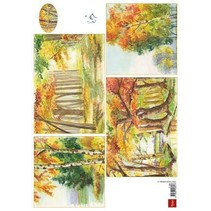 A4 Picture sheet: Autumn