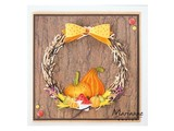 Marianne Design Cutting & Embossing Templates: Wreath