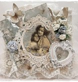 Marianne Design stampi di taglio, ornamenti Creatables -Petra