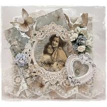 matrices de découpe, ornements Creatables -Petra
