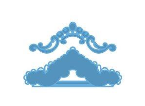 Marianne Design troqueles de corte, adornos Creatables -Petra
