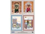 Bilder, 3D Bilder und ausgestanzte Teile usw... portales 3D Stanzbogenset invierno