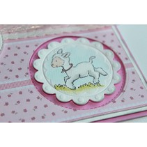 Transparent stamps: Baby